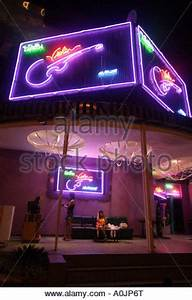 Nightlife in Khon Kaen Neon lights of Club 172 in the