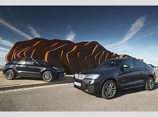 BMW X4 vs Porsche Macan Auto Express