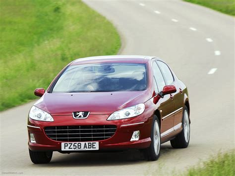 The New 2009 Peugeot 407 Exotic Car Picture 01 Of 28