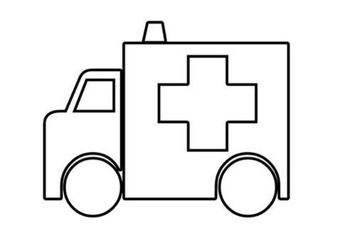 Kleurplaat Medicijnen by Ambulance Kleurplaat Ziek Zijn Kleurplaten