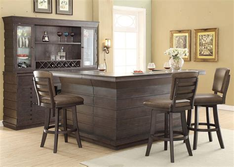 Home Bar Sets by Toscana Home Bar Set Eci Furniture 2 Reviews Furniture Cart