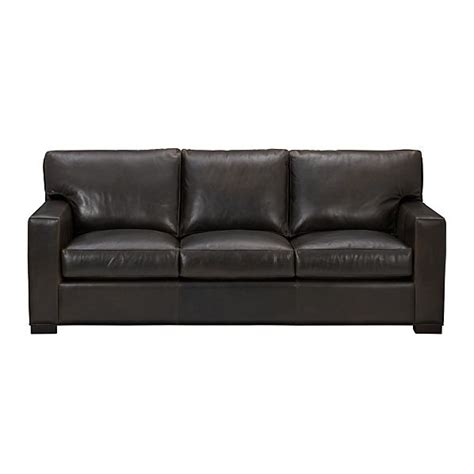 leather sleeper sofa queen page not found crate and barrel