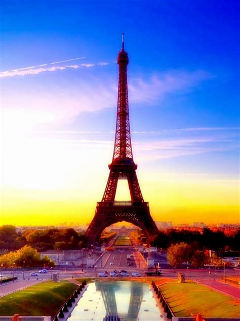 Free download France Eiffel Tow HD Wallpaper Background ...