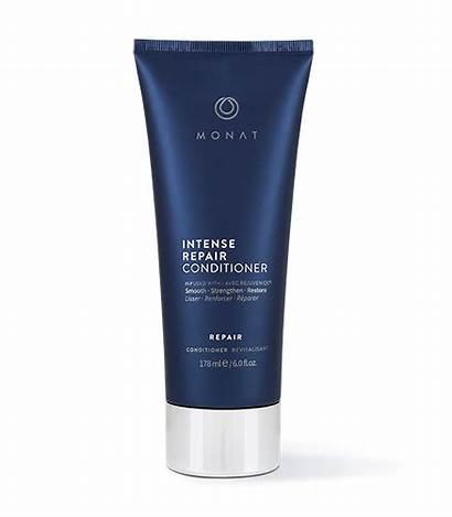 Monat Conditioner Intense Repair Revitalize Volumizing Shampoo