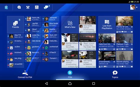 playstation 4 app how to connect your ps4 to the playstation app techie