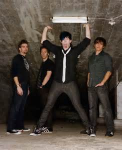 Marianas Trench Band