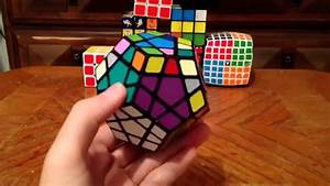 How to Solve the Megaminx(Beginner's Method) - YouTube