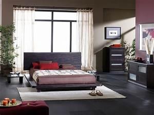 tete de lit style japonais brin d39ouest With meuble de salle a manger avec lit japonais