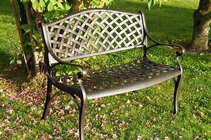 Banc De Jardin Fer Forgé : le blog de lazy susan meubles de jardin d co et bons ~ Dailycaller-alerts.com Idées de Décoration