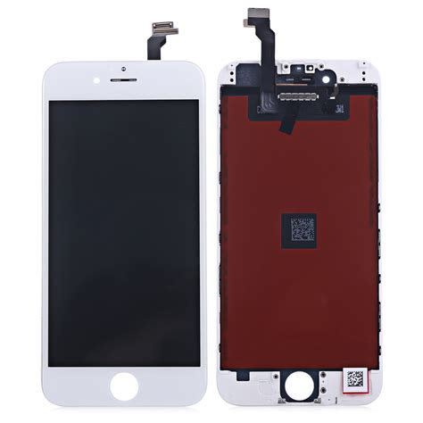 lcd display touch screen digitizer assembly replacement for iphone 4 4s 5 5s 6 ebay