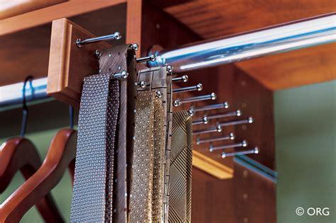 California Closet Tie Rack by Closet Accessories Modern Closet Denver By