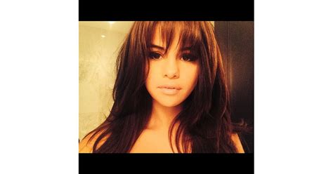 Selena Gomez Just Got The Haircut You've Been Dreaming About Hairstyles With Bobby Pins Wikihow Cute For Long Hair Updo Cool Hairstyle Pictures Best Way To Curl Thin Medium Length No Heat Curls 2 Eco Styler Gel Natural Styles How Take Care Of Dry In Hindi Layered Haircuts Bangs