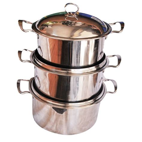 shop stainless steel cookware silver jumia uganda