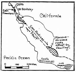 Botec  The San Andreas Fault U0026 39 S Rate Of Movement