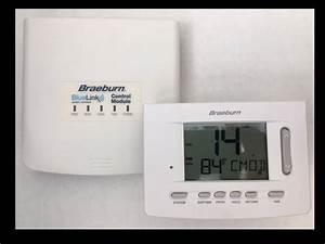 Wtr  U2013 Wireless Thermostat  U0026 Receiver