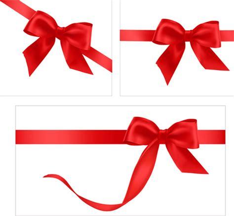 vector gift ribbon  vector