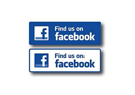 find   facebook decal find   facebook sticker
