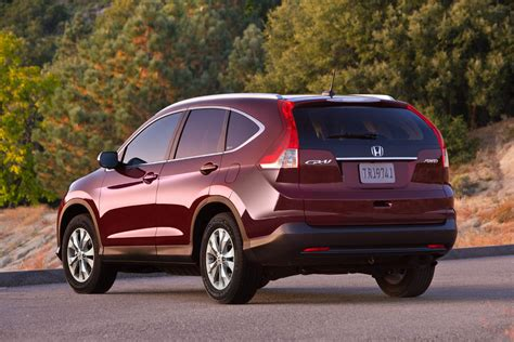 2012 Honda Cr-v Unveiled In Los Angeles