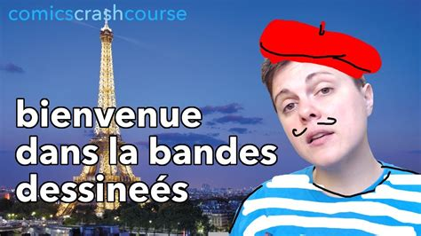 Welcome to FRENCH COMICS - Bandes Dessineés - YouTube