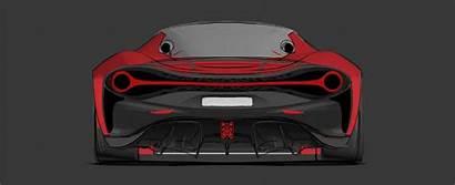 Ferrari Stallone Laferrari Extraoficial Sucesor Autolujo Cl