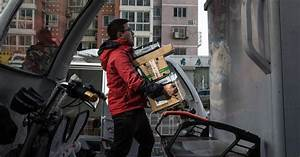 For Couriers, China's E-Commerce Boom Can Be a Tough Road ...