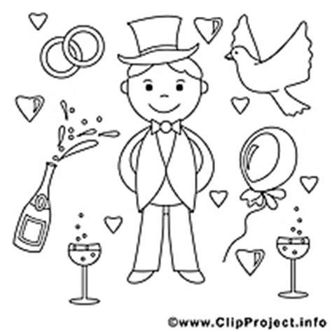 mariage coloriages clipart images telecharger gratuit