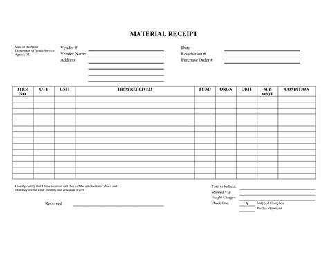 army hand receipt form 10 best images of property hand receipt form da form