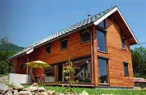 Maison Préfabriquée En Bois : la construction pr fabriqu e en bois le blog des ~ Premium-room.com Idées de Décoration
