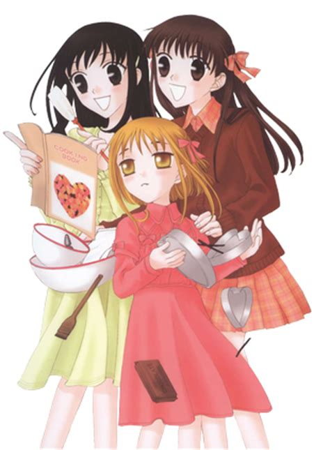 Anime Fruit Basket Episode 1 Fruits Basket Animes Mangas Drama