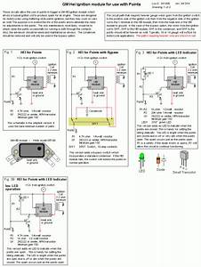 General Motors Hei Ignition Module For Points