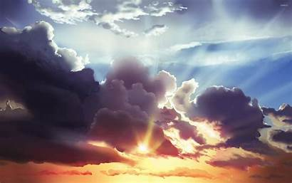 Cloudy Sky Background Pixelstalk