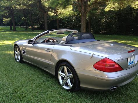 Mercedes Sl Class Picture by 2006 Mercedes Sl Class Pictures Cargurus