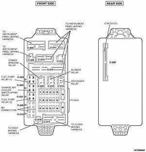 2002 Mitsubishi Eclipse Fuse Diagram 26925 Archivolepe Es