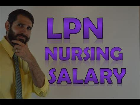 Lpn Salary by Lpn Salary Income How Much Money Does A Licensed