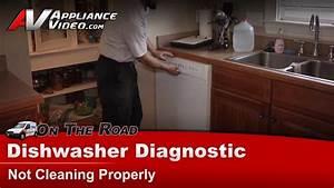 Kenmore Dishwasher Diagnostic