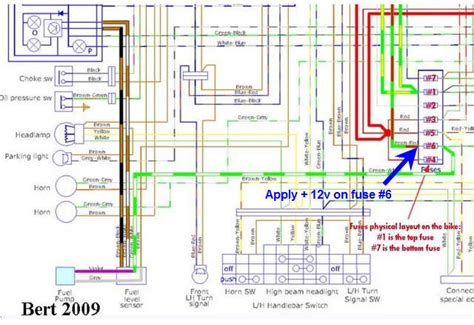 1985 Bmw K100 Wiring Diagram by Fuel Not Powering Up