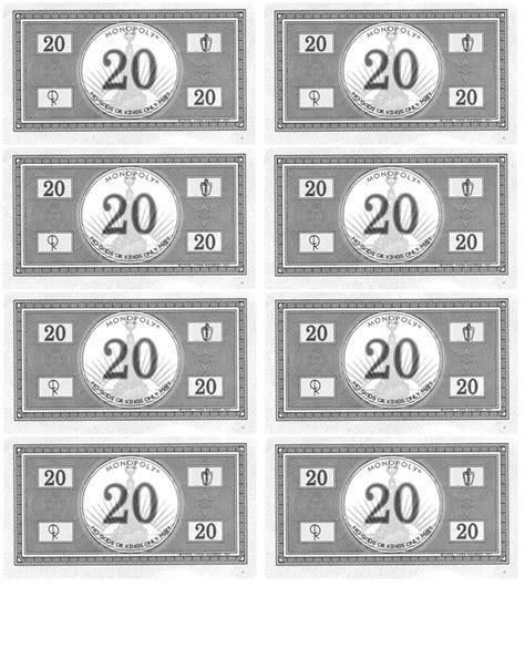 printable monopoly money