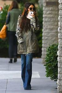 Vanessa Hudgens Street Style - out in Studio City ...