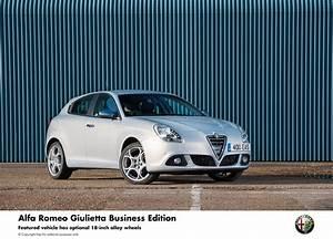 Fiat Giulietta : new alfa romeo giulietta business edition launched in the uk press fiat group automobiles press ~ Gottalentnigeria.com Avis de Voitures