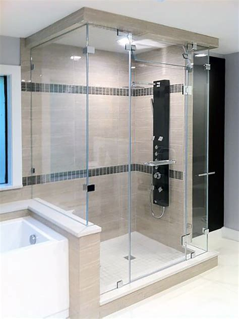 Steam Shower Enclosure by Steam Shower Enclosures Shower Doors Of Dallas