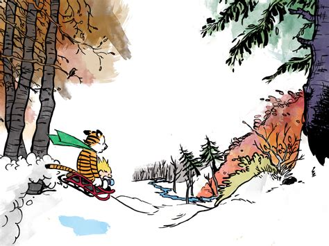 Calvin And Hobbes Wallpaper (50 Wallpapers) Adorable