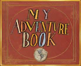 My Adventure Book Up