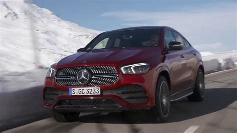 Amg gle 63 s 4matic coupe. Mercedes-Benz GLE 400d 4MATIC Coupe 2020 - YouTube
