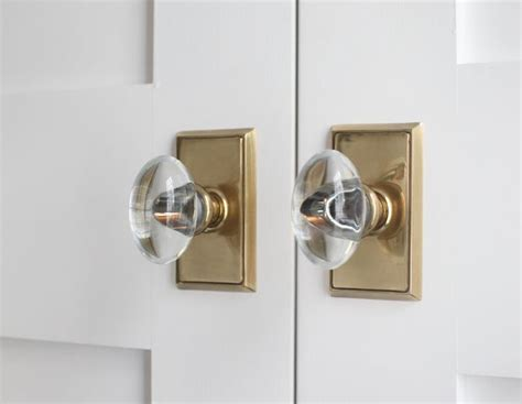 #glass Orb Door Knobs Are A #finishing Touch To Any