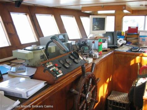 Commercial Fishing Boat Licence For Sale Qld by Steel Prawn Trawler With Licence Commercial Vessel