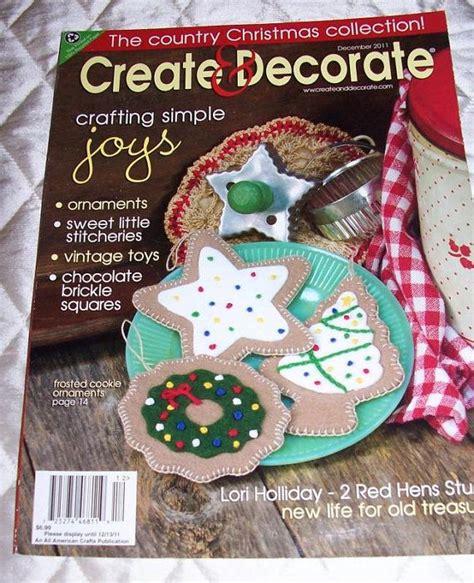create and decorate magazine free create decorate country primitive crafts magazine the