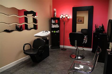 Small Salon On Pinterest  In Home Salon, Home Salon And