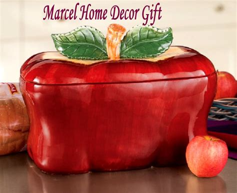 Apple Kitchen Canisters by Apple Kitchen Decor Cookie Jar Canister Canisters