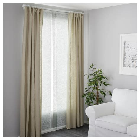 Curtain Track Ikea by Vidga Track And Rod Set White Ikea