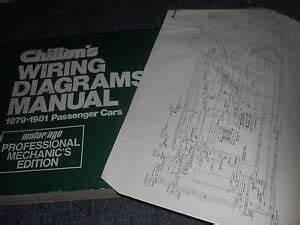 1981 Buick Riviera Wiring Diagrams Manual Schematics